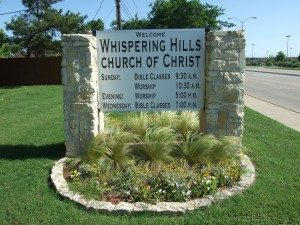 Worship Service @ Whispering Hills church of Christ